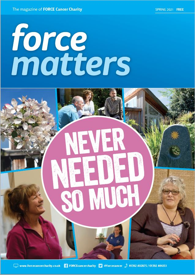 FORCE Matters Spring 2021